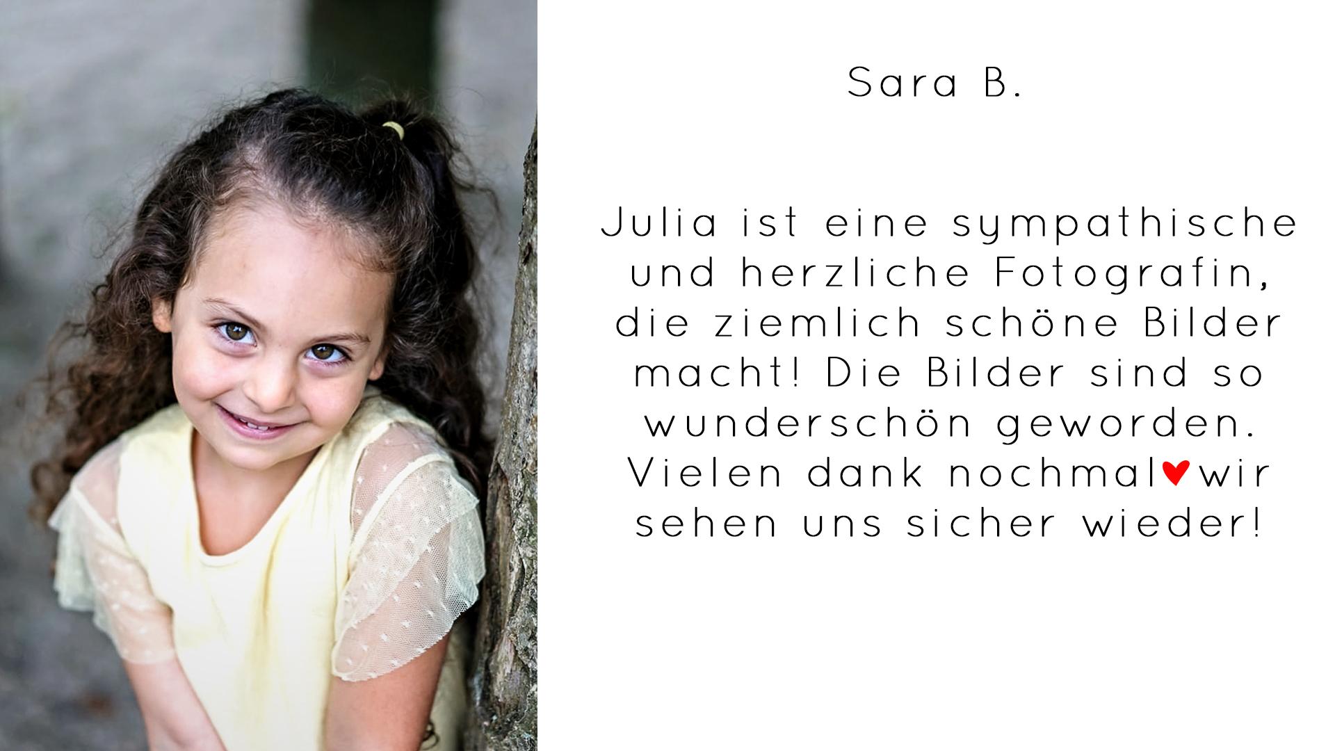 Julia Vornberger Fotografie Bewertung