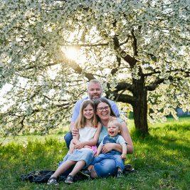 Familienfotografin mit Herz